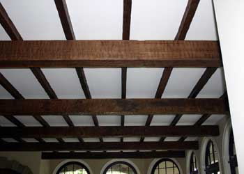 Ceilings, Beams & Brackets