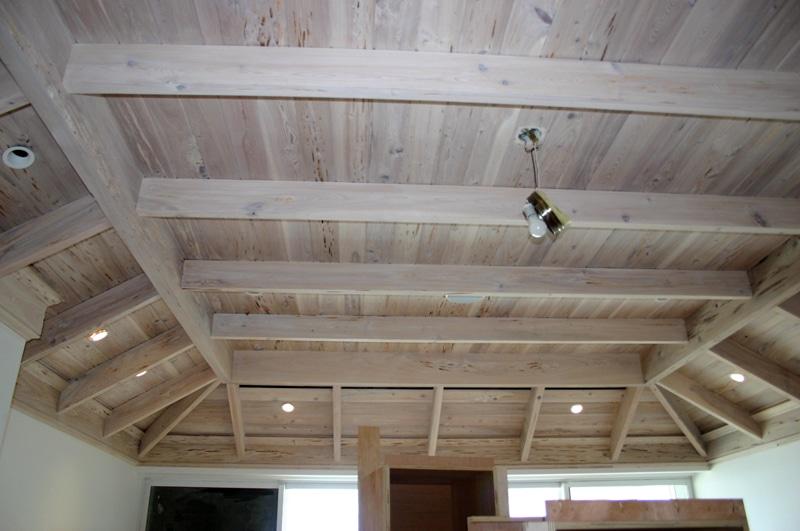 Custom Wood Ceilings and Beams