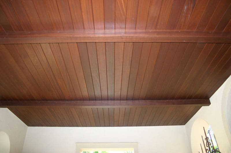 Custom Wood Ceilings and Beams