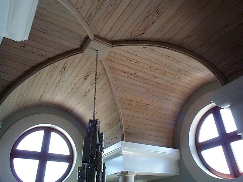 Ceilings Beams Amp Brackets Blumer Amp Stanton Inc