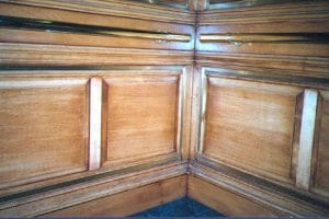 Custom Wood Elevator Wall Panels