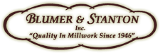 Blumer & Stanton, Inc. | Architectural Woodwork and Wood Moulding Manfuacturer