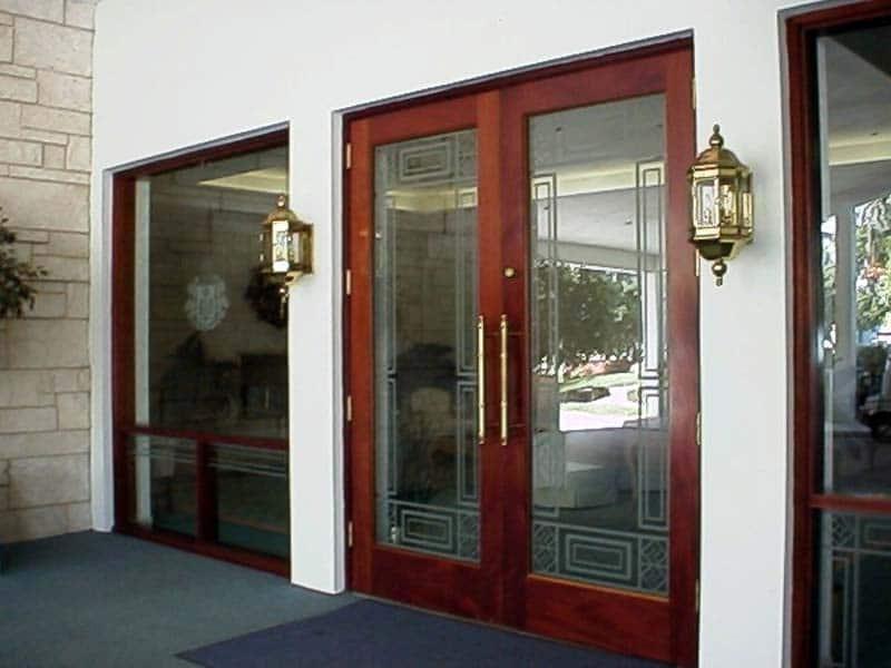 custom-entryways-009 - & Doors \u2013 Exterior \u2013 Blumer \u0026 Stanton Inc.