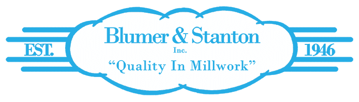 Wood Trim Moulding & Millwork – Blumer & Stanton Architectural Woodwork
