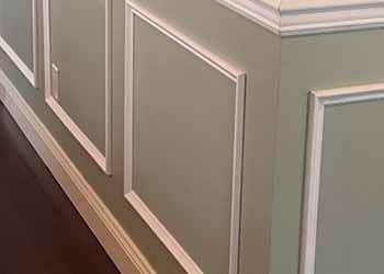 Panel Moulding & Wainscoting