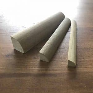 Quarter Round Mouldings - Wood